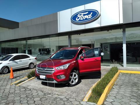 Ford Escape Trend Advance EcoBoost usado (2018) color Rojo precio $334,000