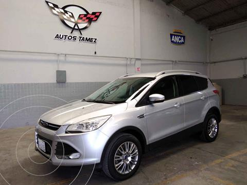 Ford Escape Trend Advance EcoBoost usado (2015) color Plata precio $209,900