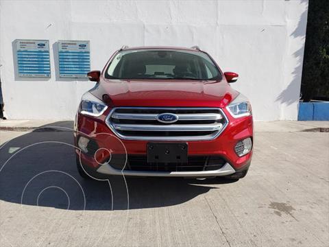 Ford Escape Titanium EcoBoost usado (2017) color Rojo precio $335,000