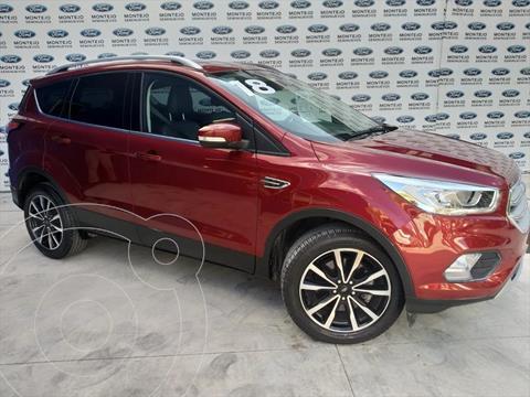 Ford Escape TITANIUM ECOBOOST 2.0L usado (2018) color Rojo precio $360,000