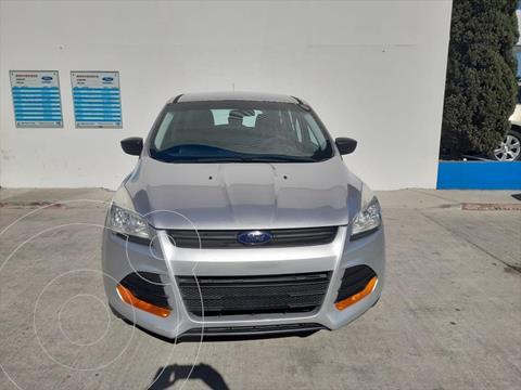 Ford Escape S usado (2014) color Plata precio $190,000