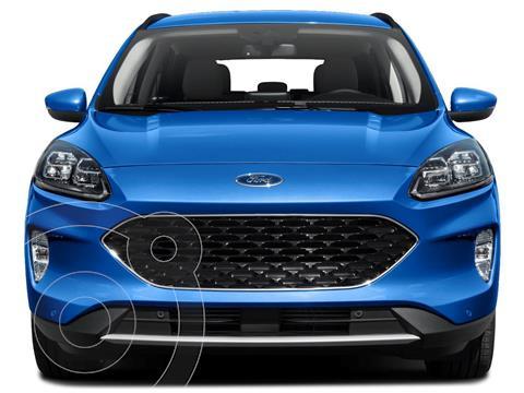 Ford Escape SE Hybrid  nuevo color Blanco financiado en mensualidades(mensualidades desde $11,000)