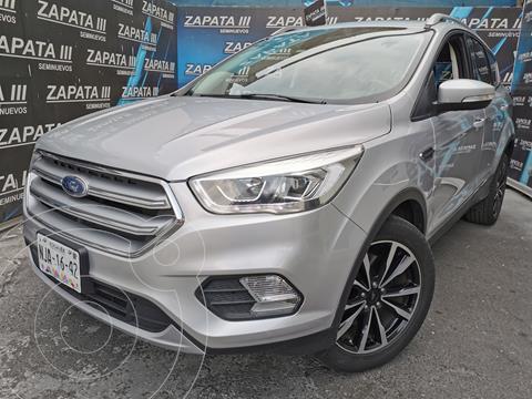 Ford Escape Titanium EcoBoost usado (2018) color Plata Estelar financiado en mensualidades(enganche $93,750 mensualidades desde $8,697)