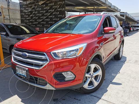 Ford Escape Trend Advance EcoBoost usado (2017) color Rojo Rubi precio $315,000