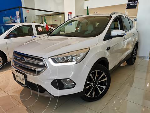 Ford Escape Titanium usado (2018) color Blanco Oxford precio $354,000