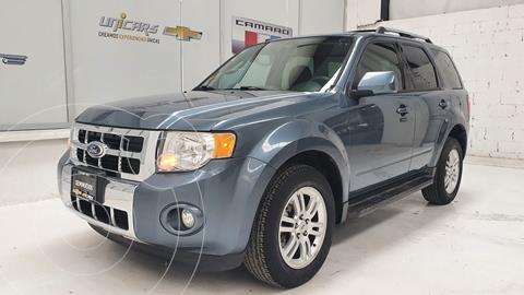 Ford Escape Limited usado (2011) color Azul precio $174,000