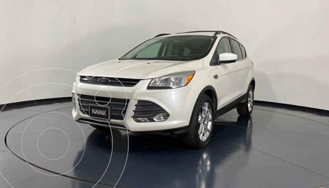Ford Escape SE Plus usado (2013) color Blanco precio $219,999