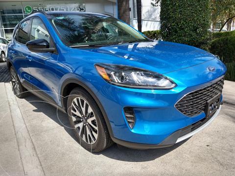 Ford Escape SE Hybrid usado (2020) color Azul Electrico precio $600,900