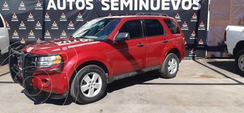 Ford Escape XLS usado (2010) color Rojo Fuego precio $109,000