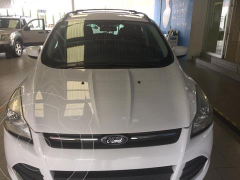 Ford Escape Trend Advance EcoBoost usado (2014) color Blanco precio $158,000