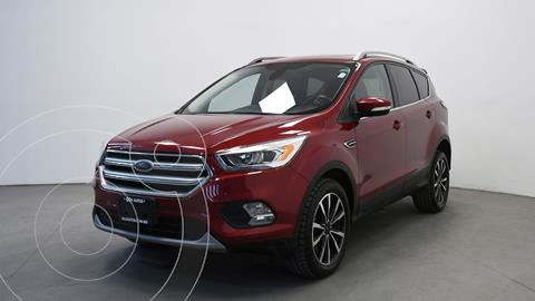 Ford Escape Titanium EcoBoost usado (2017) color Rojo precio $328,500