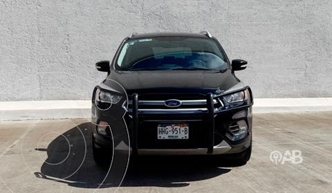 Ford Escape Trend Advance EcoBoost usado (2017) color Negro precio $310,000