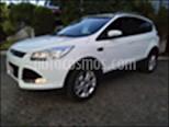Foto venta Auto usado Ford Escape Titanium EcoBoost (2016) color Blanco precio $340,000