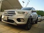 Foto venta Auto usado Ford Escape Titanium (2017) color Plata precio $379,000