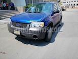 Foto venta Auto usado Ford Escape XLS 2.3L (2007) color Azul precio $69,000