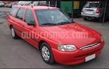 Foto venta Auto usado Ford EuroEscort Glx 1.6 (1998) color Rojo precio $1.550.000