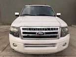 Foto venta Auto usado Ford Expedition 5 PTS. LIMITED, 5.4L, PIEL, QC, DVD (2013) color Blanco precio $320,000