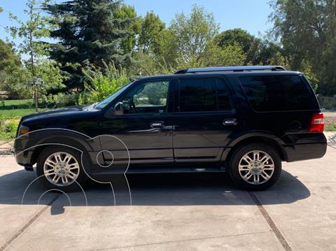 Ford Expedition Limited 5.4L usado (2013) color Negro precio $18.000.000