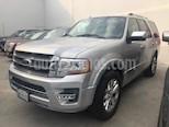 Foto venta Auto usado Ford Expedition LIMITED 4X2 3.5L GTDI (2015) color Plata precio $406,000
