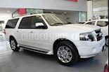 Foto venta Auto Seminuevo Ford Expedition Limited 4x2 MAX (2013) color Blanco precio $345,000