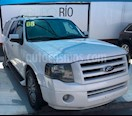 Foto venta Auto usado Ford Expedition Limited 4x2 MAX (2009) color Blanco precio $179,000