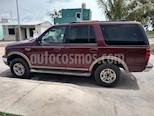 Foto venta Auto usado Ford Expedition Limited 4x4 (2002) color Rojo precio $55,000