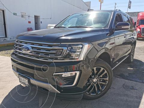 Ford Expedition Limited 4x2 usado (2020) color Negro Profundo precio $1,175,000