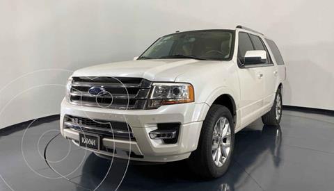 Ford Expedition Limited 4x2 usado (2017) color Beige precio $474,999