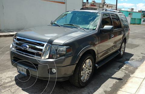 Ford Expedition Limited 4x4 usado (2011) color Gris precio $250,000