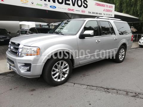 Ford Expedition Limited 4x2 MAX usado (2017) color Gris precio $549,000