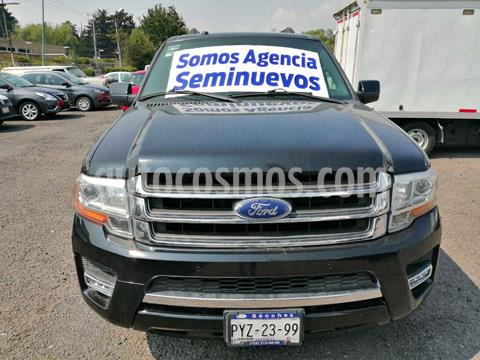 Ford Expedition Version usado (2016) color Negro precio $439,000
