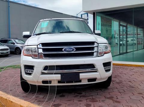 Ford Expedition 5P LIMITED MAX V6 3.5 BT AUT usado (2015) color Blanco precio $405,000
