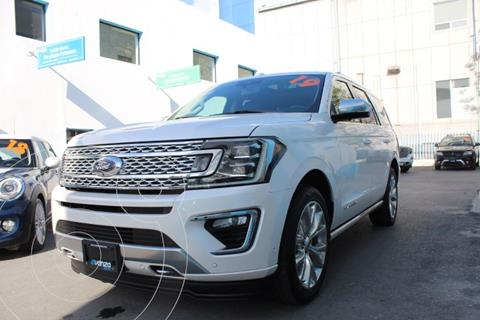 Ford Expedition Platinum 4x4 usado (2019) color Blanco precio $1,075,000
