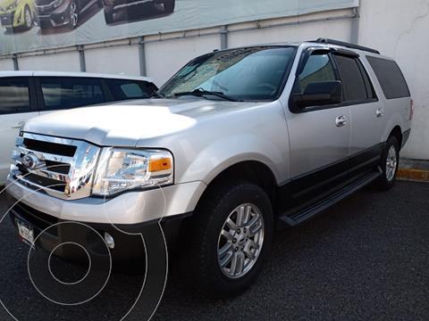 Ford Expedition XL 4x2 MAX usado (2014) color Gris precio $240,000