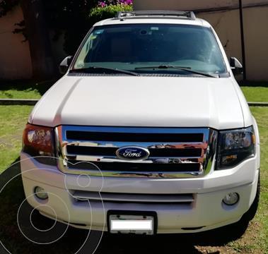Ford Expedition Limited Max 4x2 usado (2011) color Blanco precio $210,000