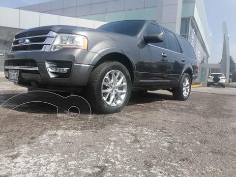 Ford Expedition Limited 4x2 usado (2017) color Gris precio $580,000