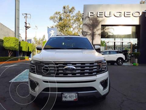 Ford Expedition Limited 4x2 MAX usado (2018) color Blanco precio $779,900