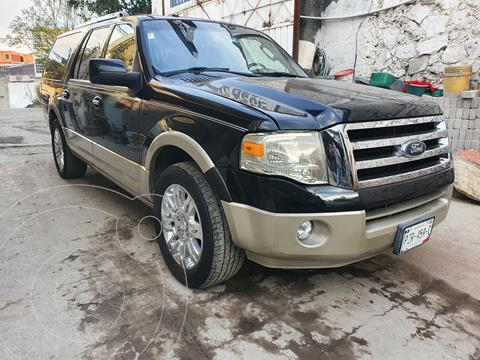 Ford Expedition Limited 4x2 MAX usado (2011) color Negro precio $195,000