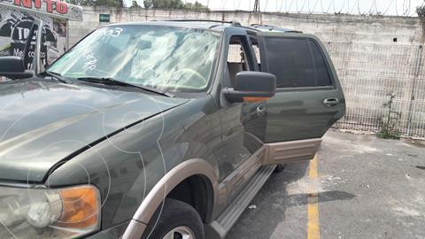 Ford Expedition Eddie Bauer 4x2 usado (2003) color Negro precio $70,000