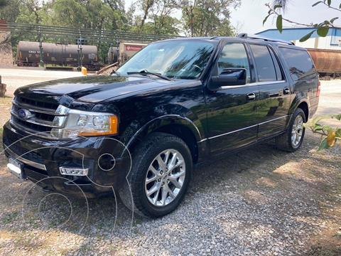 Ford Expedition Limited 4x4 MAX usado (2016) color Negro Profundo precio $495,000