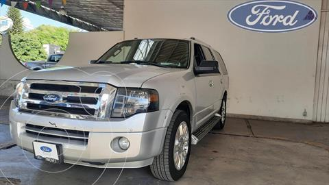 Ford Expedition LIMITED 4X2 5.4L V8 usado (2013) color Plata precio $295,000