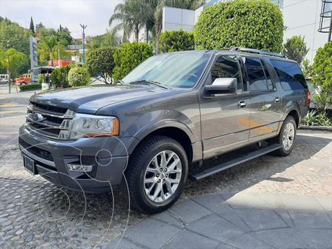 Ford Expedition Limited 4x2 MAX usado (2016) color Gris Oscuro precio $460,000