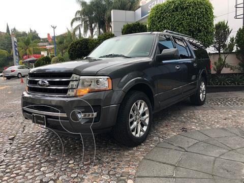 Ford Expedition Limited 4x2 MAX usado (2016) color Gris precio $460,000
