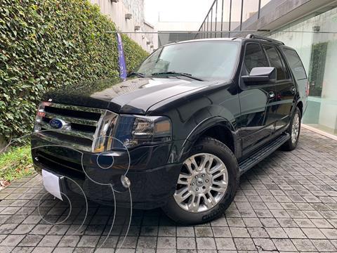 Ford Expedition Limited 4x2 MAX usado (2013) color Negro precio $280,000