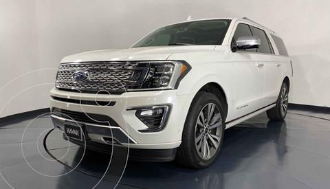 Ford Expedition Limited 4x2 MAX usado (2019) color Blanco precio $1,259,999