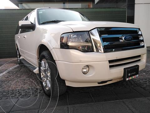 Ford Expedition Limited 4x2 MAX usado (2014) color Blanco Platinado precio $350,000
