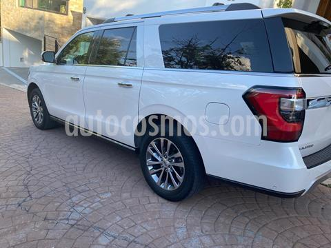 Ford Expedition Limited 4x2 MAX usado (2018) color Blanco precio $815,000