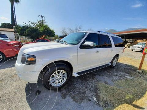 Ford Expedition Limited 4x2 MAX usado (2010) color Blanco precio $149,000