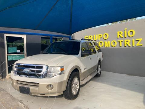 Ford Expedition Eddie Bauer 4x2 usado (2008) color Blanco precio $180,000