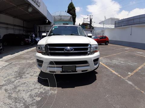 Ford Expedition Limited 4x2 usado (2016) color Blanco precio $355,000